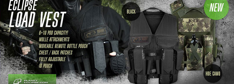 Planet Eclipse Load vest