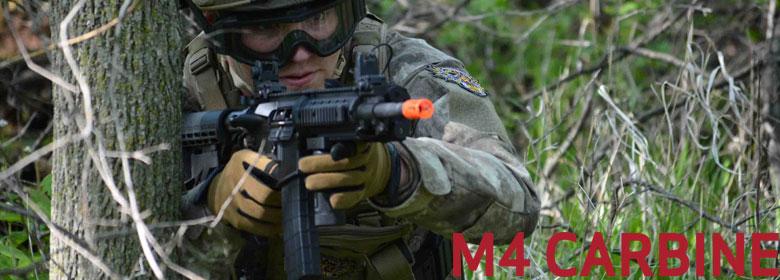 Tippmann  M4 airsoft carabine